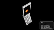 The 3D Mobile Phone - loading KMZ (PV3D 2.0)
